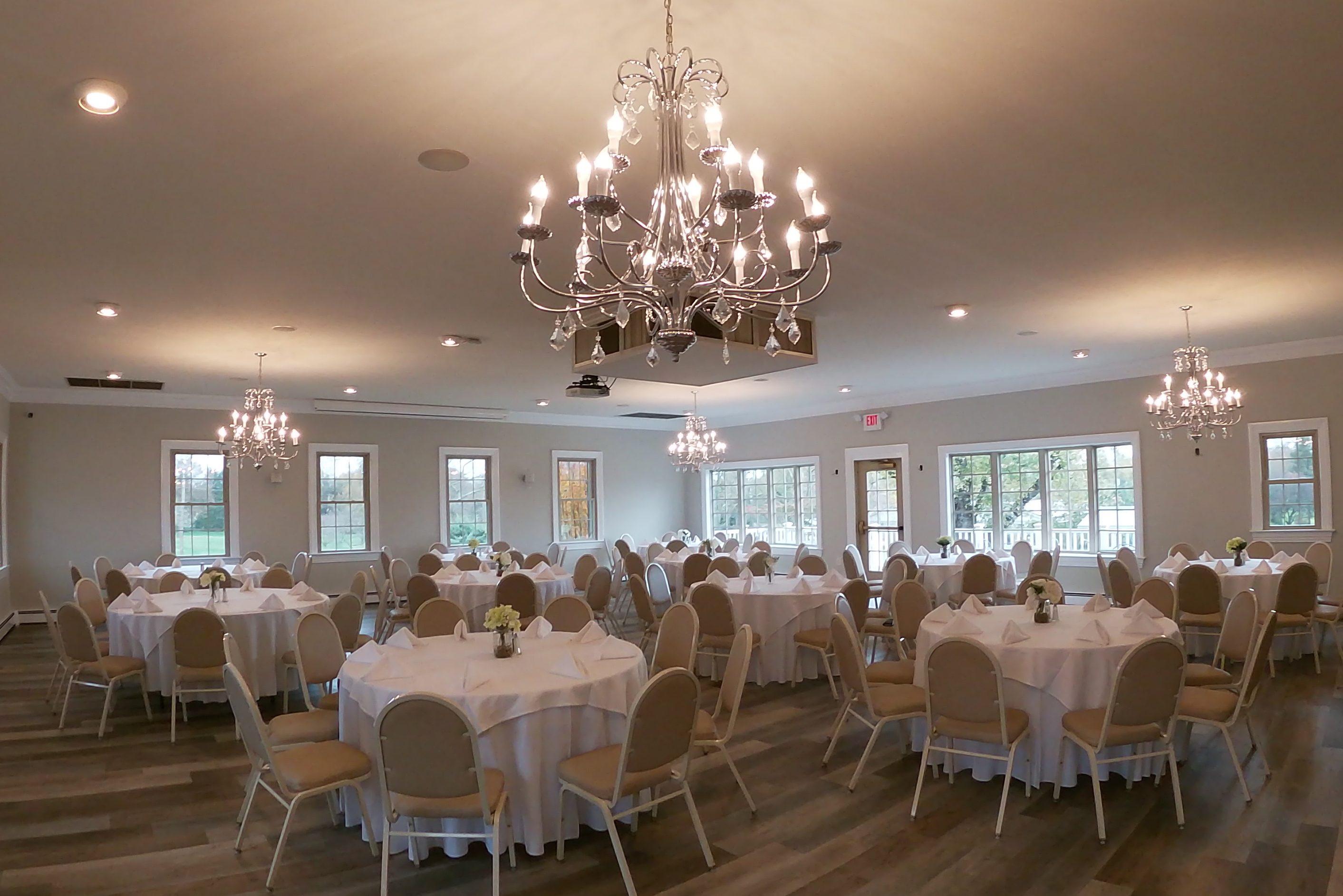 westwood golf club banquet venue